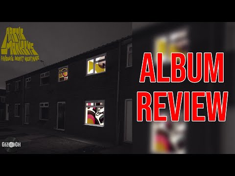 Arctic Monkeys - Favourite Worst Nightmare ALBUM REVIEW