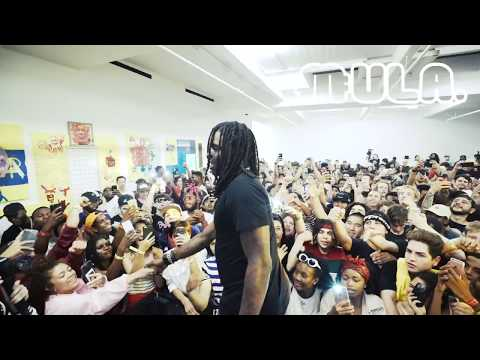 Security Tries to Shutdown Chief Keef Concert - ill roots show @colourfulmula
