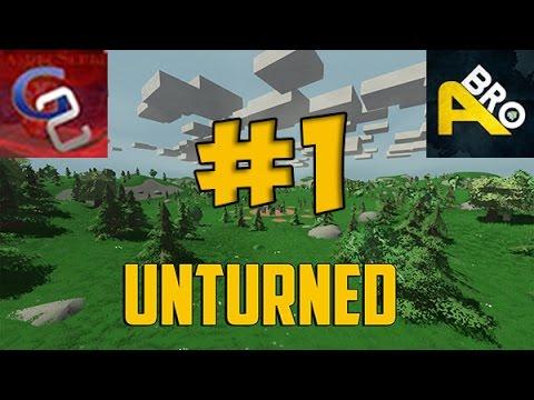IZNENADJENJE | Unturned #1