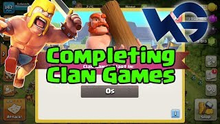 CLAN GAMES COMPLETE KRNEGE BHAI | CHAT BHI KRNGE | CLASH OF CLANS HINDI India