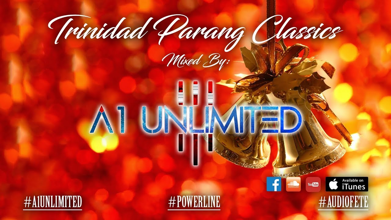 A1 Unlimited Trinidad Parang Classics Live Mix Youtube