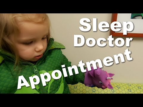 Autism| Preschooler Goes to Pulmonology Appointment| DITL