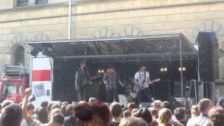 Turbostaat - Tut Es Doch Weh (Live auf dem Kasernenareal Zürich; 01.05.13)