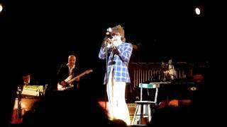 Helge Schneider - Festspielhaus Bregenz - 11.05.2016 - Affe spielt Trompete - LIVE !!!