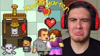 WALKING IN ON A NASTY LOVE SESSION & PUTTING KITTY IN THE CRUSHER?! | Kindergarten 2 [5]