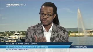 """Francophonie: Le Prix Kourouma 2017 attribué à """"Confidences""""…"""