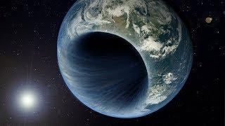 Buco Nero di 1 mm VS pianeta Terra : ECCO COSA ACCADREBBE..