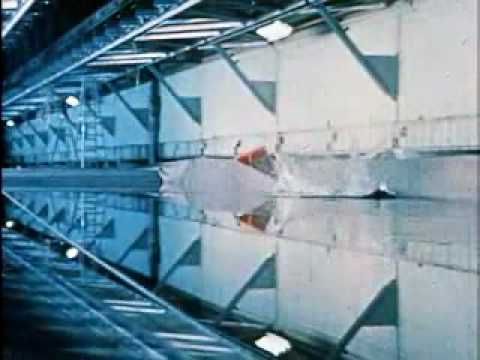 Excerpts from Test Films: Langley Impacting Structures Facility, Lunar Module