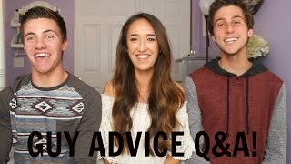 GUY ADVICE for Girls Q&A! Thumbnail