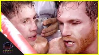 Canelo vs Golovkin 2 - Uncensored Corners (RAW Audio | English Subs) #CaneloGGG2