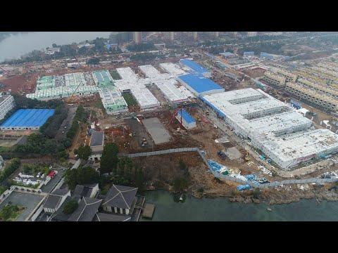 Witnessing 'China speed' in building makeshift hospital to fight novel coronavirus