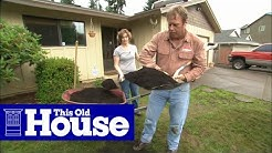 How to Fix a Patchy, Weedy Lawn - This Old House