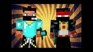 Minecraft - Два Ваших любимых дурачка проходят карту с: