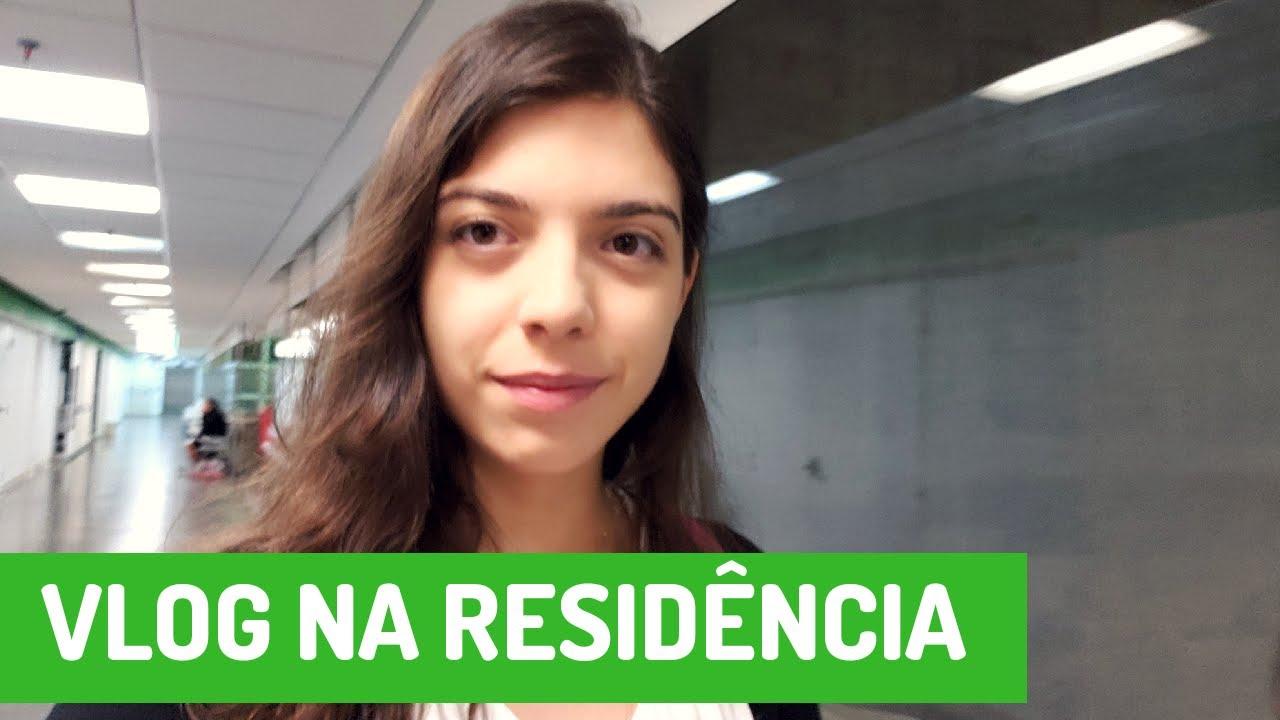 ROTINA DE RESIDENTE DE CIRURGIA GERAL | VLOG # 1