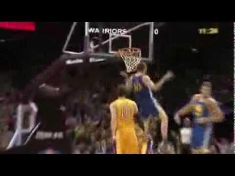 Golden Ball Movement | LA Lakers Vs Golden State Warriors | October 18, 2013 | NBA Preseason 2013