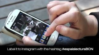 #espaislecturaBCN Photography competition on Instagram