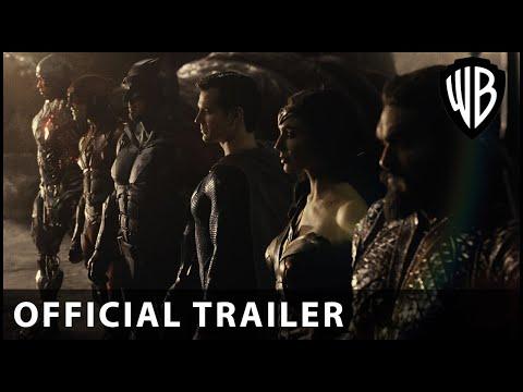 Zack Snyder's Justice League – Official Trailer – Warner Bros. UK