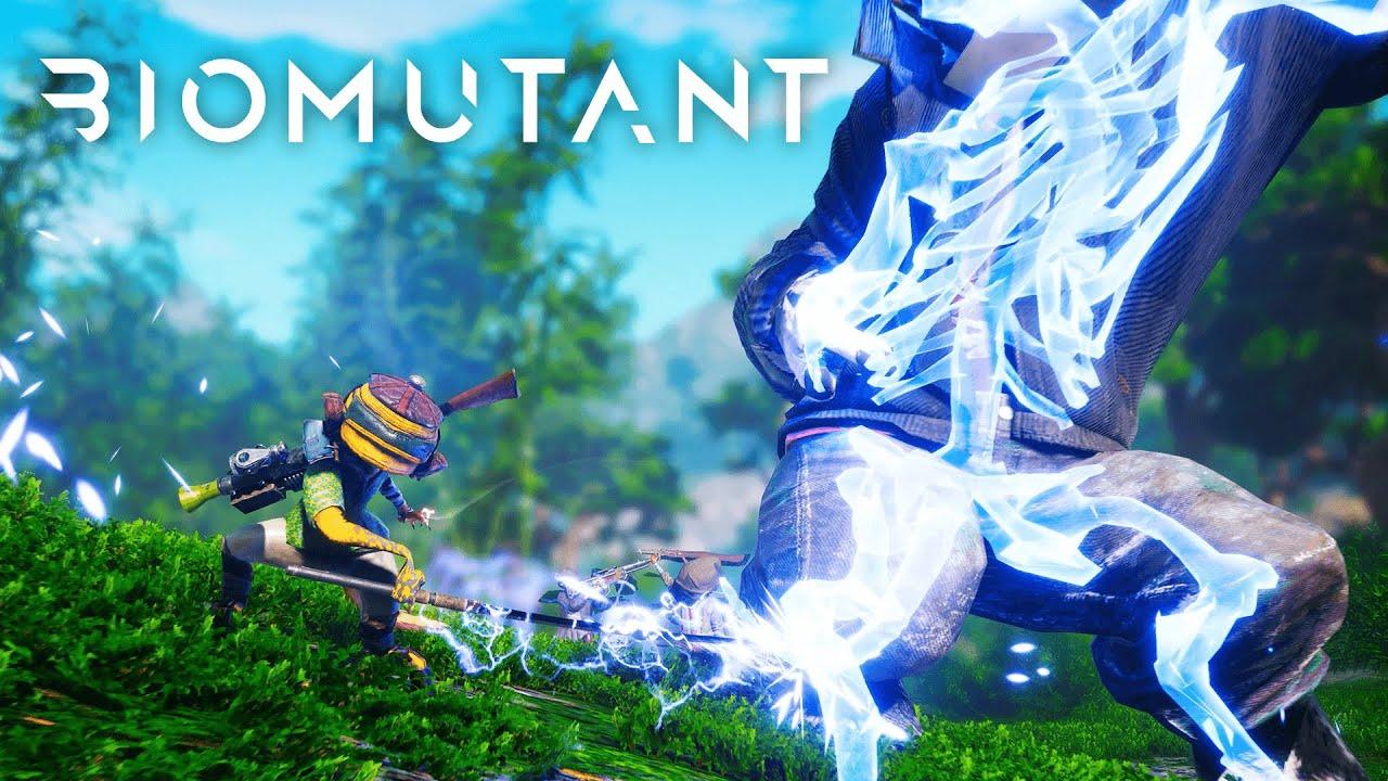 Biomutant - Combat Trailer - YouTube