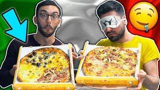 INDOVINA LA PIZZA CHALLENGE!