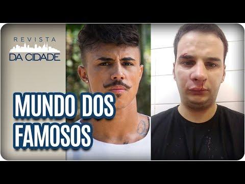 MC Livinho Acusado De Agressão + Ludmilla Dá Fora Em Faustão - Revista Da Cidade (29/01/18)