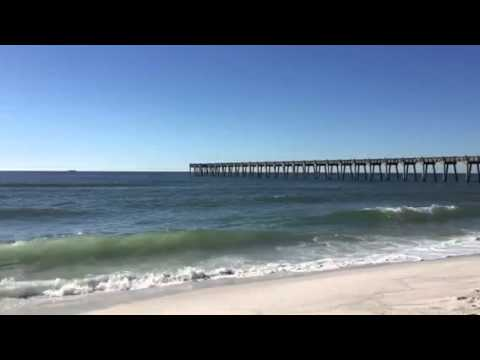 A December Day On Pensacola Beach