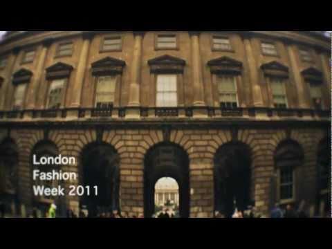 Orla Kiely London Fashion Week 'Making of'