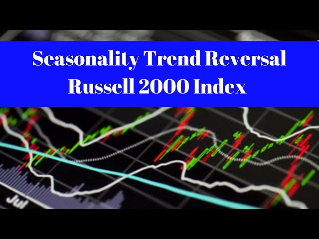 Seasonality Trend Reversal Russell 2000 Index [RUT]