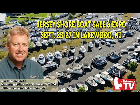 September 24, 2020 New Jersey/Delaware Bay Fishing Report With Jim Hutchinson, Jr.