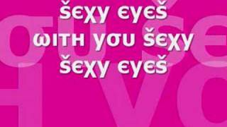 DJ Cammy - sexy eyes (with lyrics)