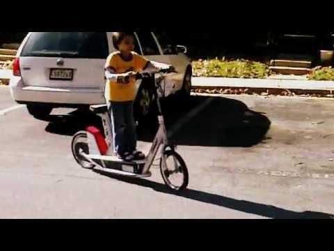 Razor Electric Scooters E500s Youtube