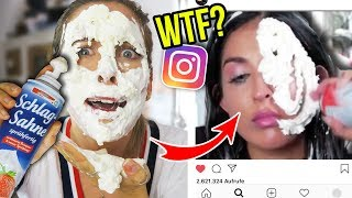 Instagram vs. Realität: Crazy Hacks probieren im Live Test!
