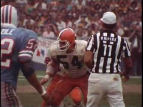 1981 OIlers at Browns Game 2
