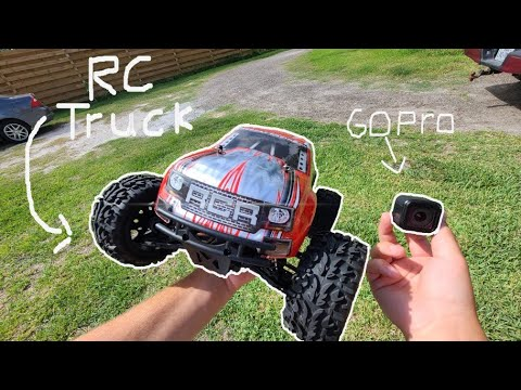 Фото Billy's Life Season 1: Episode 1 ( The Beginning) FPV Gopro on Rc Truck= Epicness