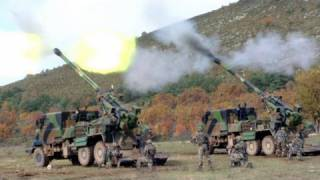 (3)NEXTER CAESAR - Artillery Operational and unrestricted !