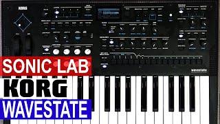 Sonic LAB - Korg Wavestate Review