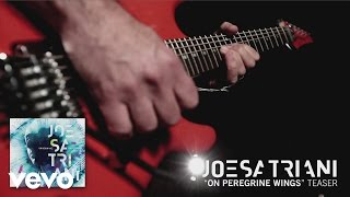Joe Satriani - Shockwave Supernova - On Peregrine Wings (teaser)