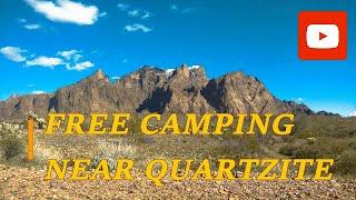 FREE Camping - Better Than Quartzite!   / Fiberglass RV Living!