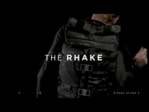 The Rhake : Weatherproof Laptop Backpack by Mission Workshop