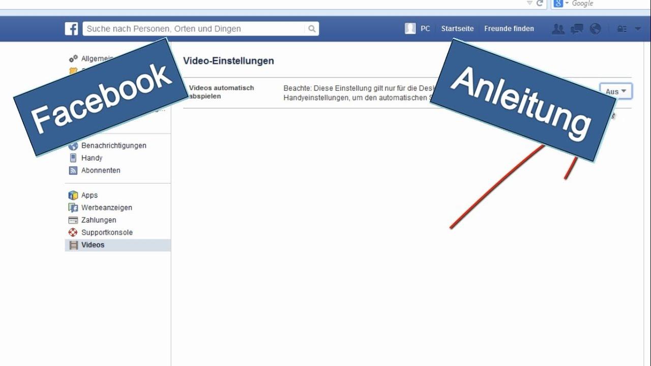 Facebook App Benachrichtigungston Ausschalten