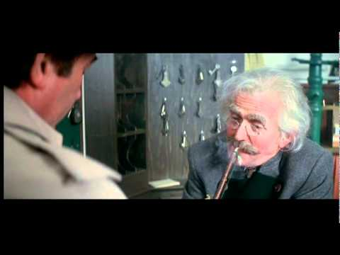 "Pink Panther - Peter Sellers as Clouseau, ""Does your dog bite""?"