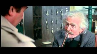"Pink Panther Strikes Again - Peter Sellers as Clouseau, ""Does your dog bite""?"