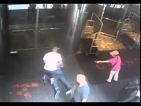 NYPD Releases Video Showing Moment Tennis Star James Blake Was Grabbed By Officer, Thrown to Ground