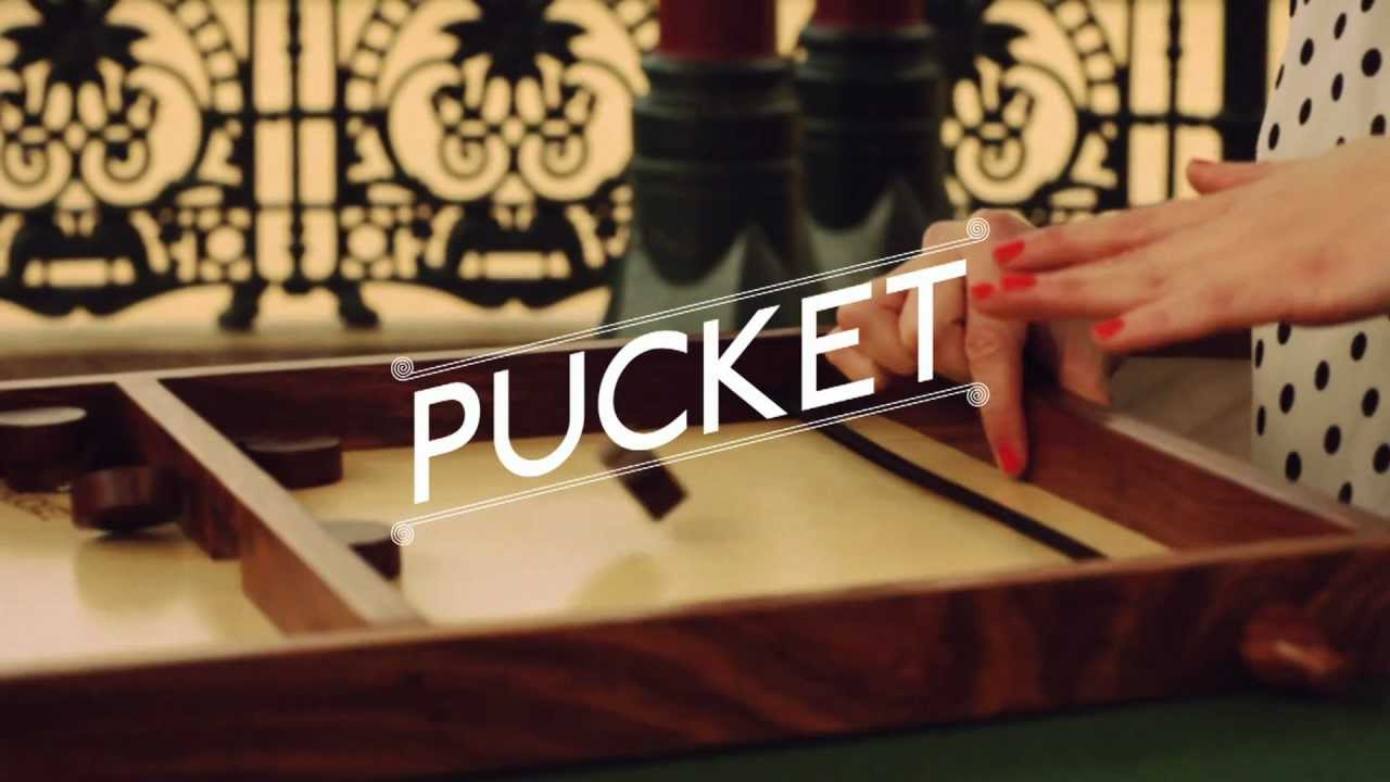 Introducing Pucket - The World's No. 1 Elasticated Table Game #1