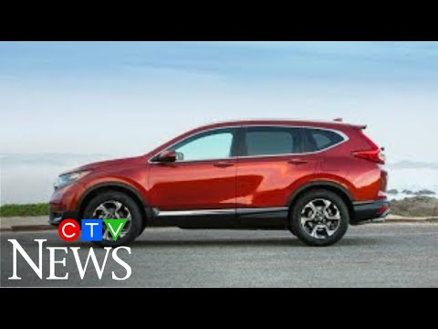 These are the most-stolen vehicles in Canada in 2020