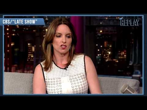 Tina Fey Says 2-Year-Old Talks Like 'Vietnamese Prostitute'