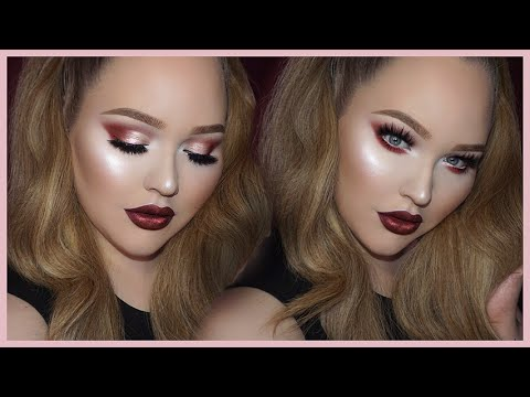 Sultry Warm Toned Smokey Eyes Feat Modern Renaissance