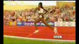 Svjetski rekord na 5000 m: Tirunesh Dibaba - 06.06.08.