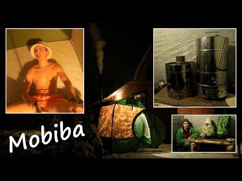 Честный обзор Парогенератора Парофон-3 - Паримся в Мобильной Бане Mobiba МБ-10