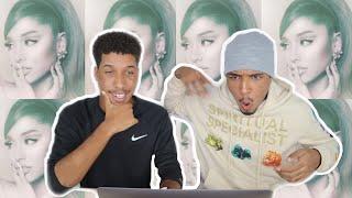 Ariana Grande - Positions | Reaction (Full Album)