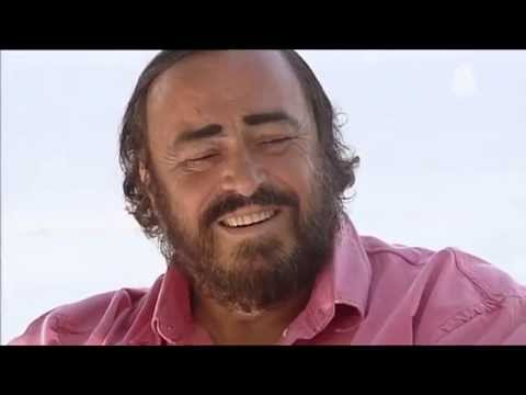 Luciano Pavarotti - Interview Pesaro - Part 2 - 2